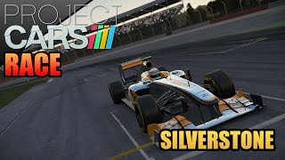 Project CARS PC Gameplay - Race - Formula A - Silverstone GP Circuit