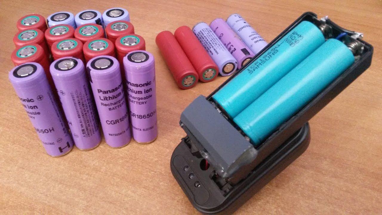 diy battery charger 3 7v