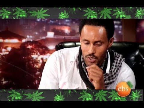 Ethiopian Movie Star Girum Ermiyas Gets High For A Movie