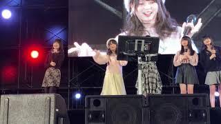 2018年1月6日 スペシャルステージ祭り#04 チーム8 桜、みんなで食べた ...