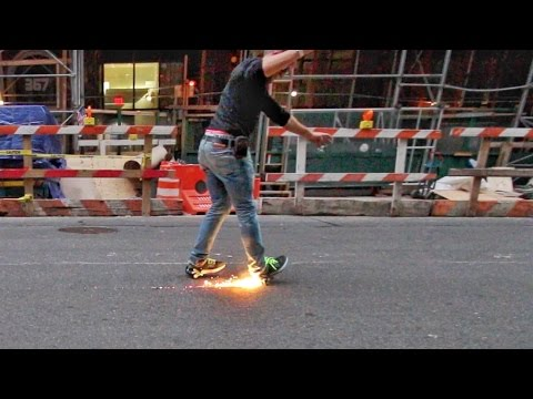 Rocket Shoes Youtube