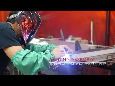 Veeco's Metal Fabrication Process in Chicago