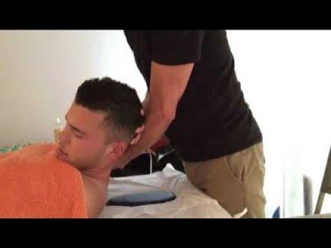 Osteopathic Neck Treatment