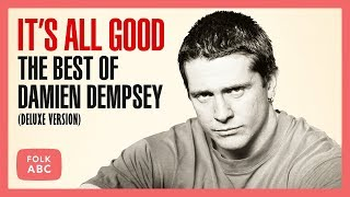 Watch Damien Dempsey Spraypaint Backalley video