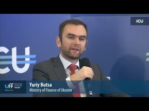 Ukrainian Financial Forum 2017 - 6th panel - Capital market infrastructure and financial instruments