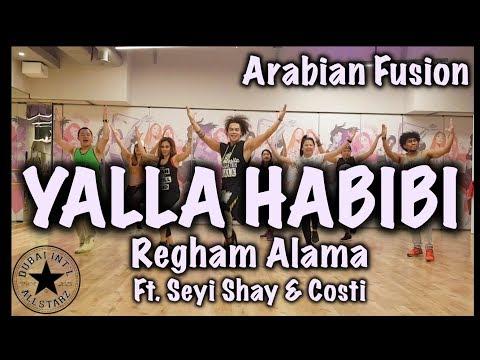 Yalla Habibi | Ragheb Alama Ft  Seyi Shay & Costi | Zumba® | Alfredo Jay| Choreography