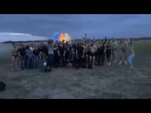 Hugh Jackman - ALS Ice Bucket Challenge
