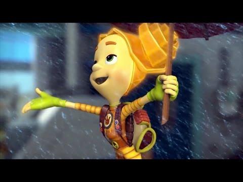 Фиксики: Зонтик - Фиксипелки (песенки из мультфильмов для детей и малышей)