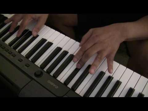 2Pac - Pour Out A Little Liquor - Piano Play along