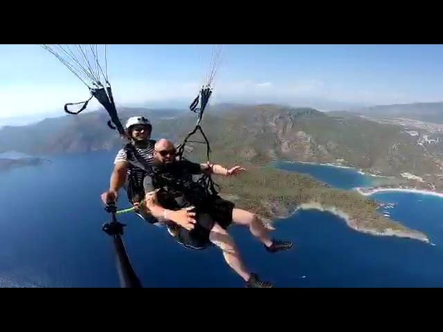 Fethiye Yamaç Paraşütü 6 - Mad Max Paragliding
