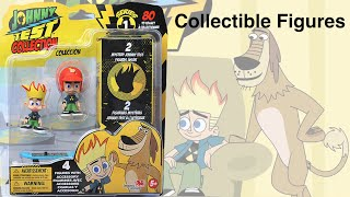 Johnny Test Collectible Figures