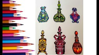 Six Colored Pencil Combinations That Make A Focal Point Pop
