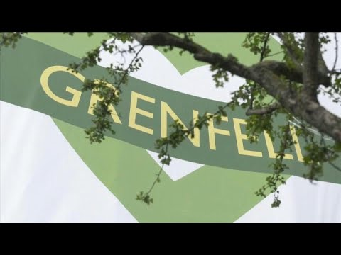 Grenfell Tower fire first year anniversary