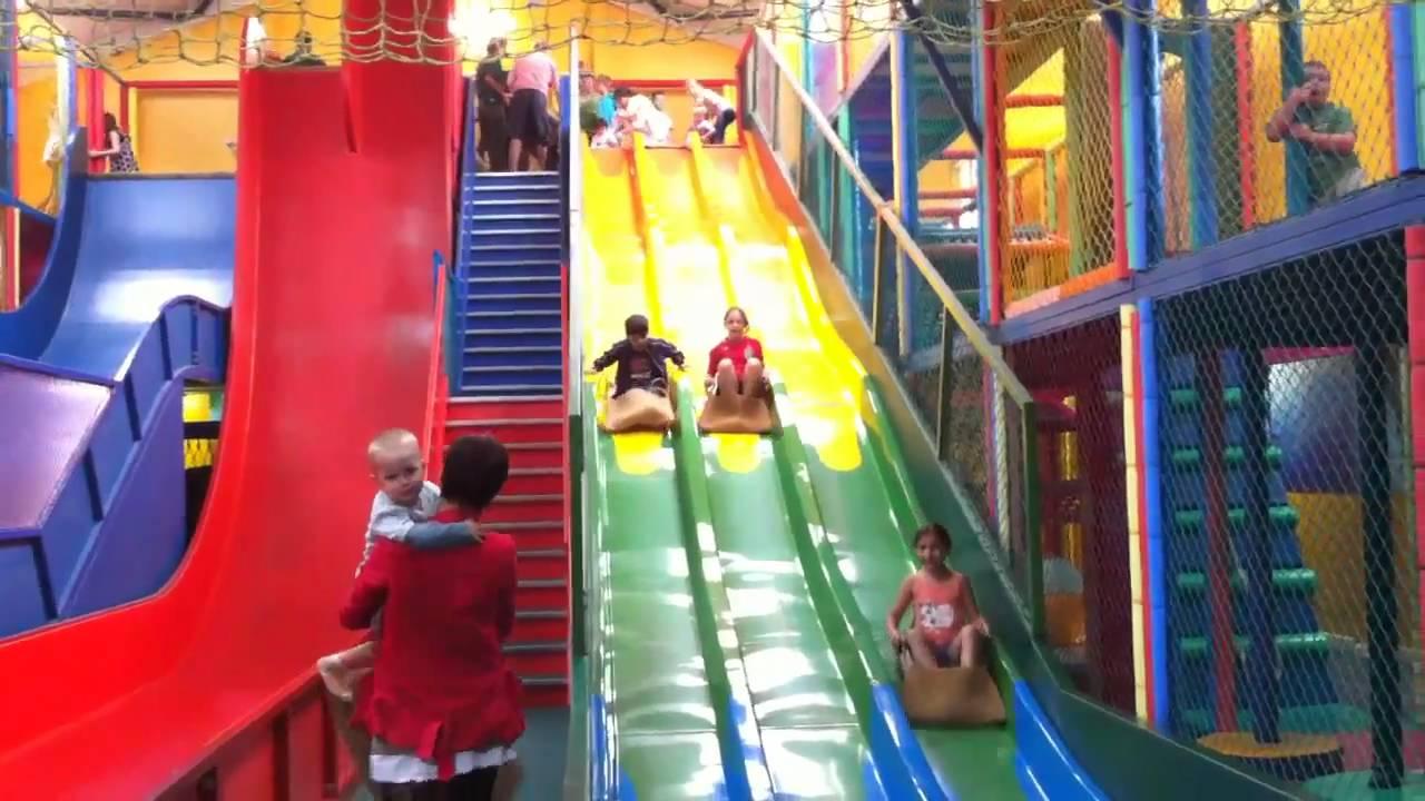 Woburn Safari Park Slides Youtube