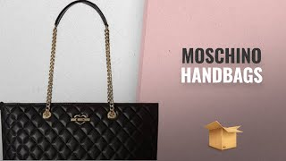 Top Selected Moschino Handbags Collection [2018 ]: Love Moschino Women