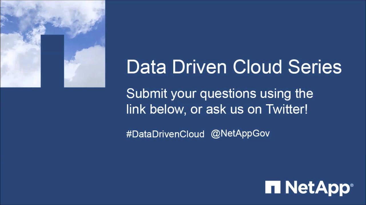 Data Driven Cloud Series Qa Fedramp Certification Youtube