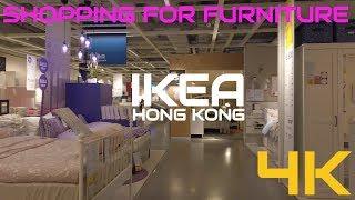 Ikea Hong Kong | Shopping For Furniture  (ultra Hd 4k)