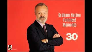 Graham Norton Funniest Moments (30)