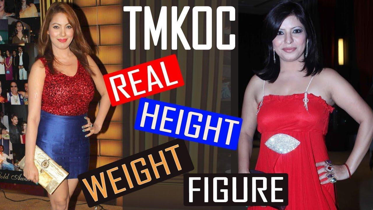 tmkoc actress real age height weight bra size gyan