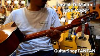 Joseph Di Mauro /1986 JAZZ3 @guitarshoptanatn