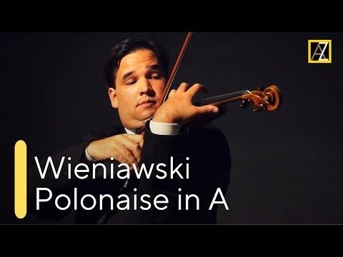 Antal Zalai • Wieniawski Polonaise Brillante in A major