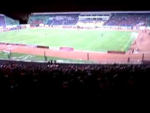 PERSIJA Jakarta vs DELTRAS Sidoarjo | Liga Indonesia ISL Gelora Bung Karno