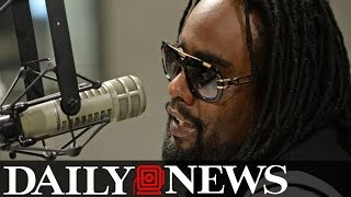 wale the first rapper to open the state of the union address