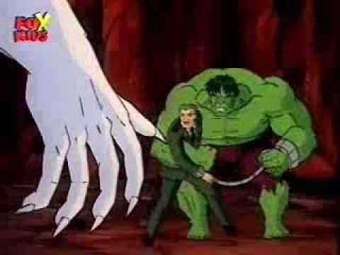 hulk vs wendigo youtube