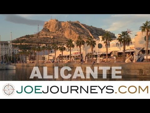 Alicante - Spain  | Joe Journeys