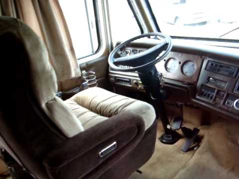 1979 Dodge Wiring Schematic 1980 Pace Arrow Motorhome 30 Class A Youtube
