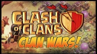 COC COG and clan war stream!