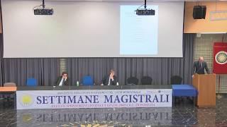Lezione Magistrale Prof. Sandro Staiano (16/11/2017)