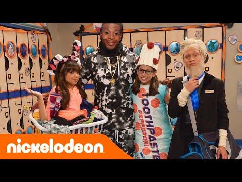 Game Shakers | I costumi di Halloween | Nickelodeon Italia