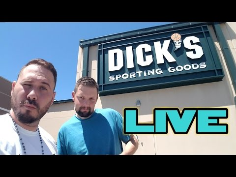 DUMPSTER DIVING WHILE STORES ARE OPEN | OmarGoshTV