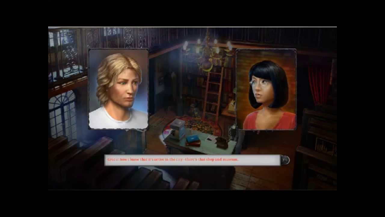 Let's Play Gabriel Knight: Sins of the Fathers - Part 1 What Can ...