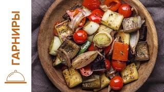 Овощное Соте || iCOOKGOOD on FOOD TV || Гарниры(, 2017-02-03T19:00:03.000Z)