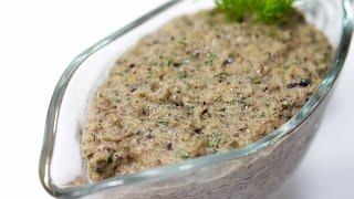 Грибной СОУС к МЯСУ и картофелю  Соус с грибами  Как приготовить вкусный грибной соус
