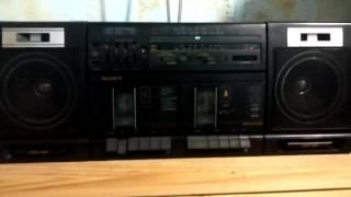 Sony SX-2990 Boombox