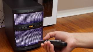 LuguLake: LED Bluetooth Sound Bar Speaker System!