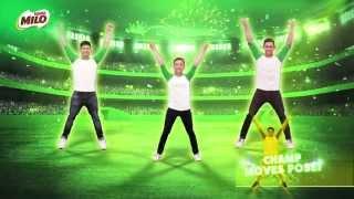 MILO | Champ Moves | Nestle PH thumbnail