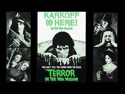 Terror in the Wax Museum Trailer (1973) Elsa Lanchester