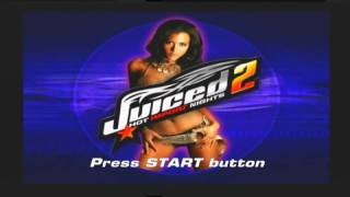 Juiced 2 Hot Import Nights Intro [PS2]