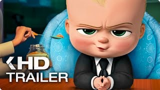 THE BOSS BABY Trailer German Deutsch (2017)