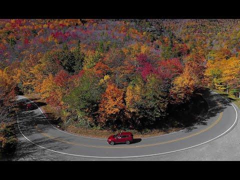 North Carolina Fall Foliage Tour Via The Blue Ridge Parkway