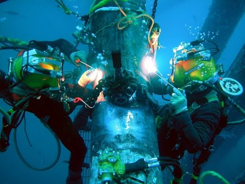 Saturation Commercial and Naval Diving. Part 1