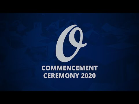 Otero Junior College 2020 Commencement Ceremony