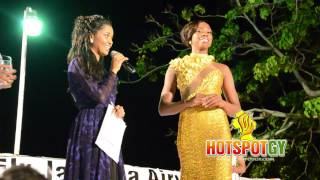 Miss Guyana Universe 2014 Q&A