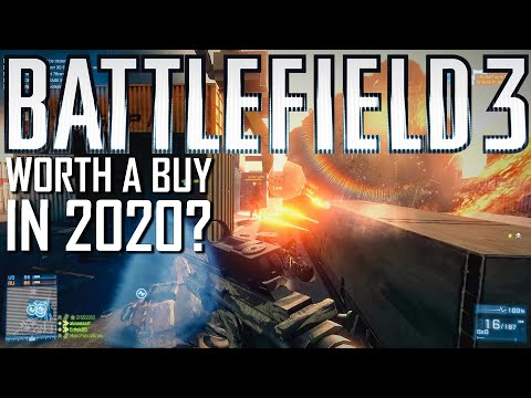 Should You Buy Battlefield 3 In 2020 (An Honest Review)