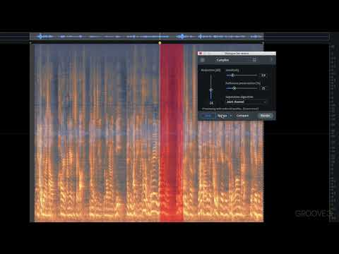 iZotope RX 7 Advanced Audio Editor | Sweetwater