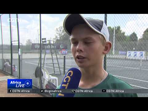 Continental meet brings together Africa's brightest tennis prospects
